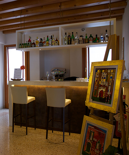 hotel villa costanza bar
